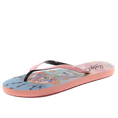 W Roly Rose Shoe Cool Tongs Magic AI8XpnxEq