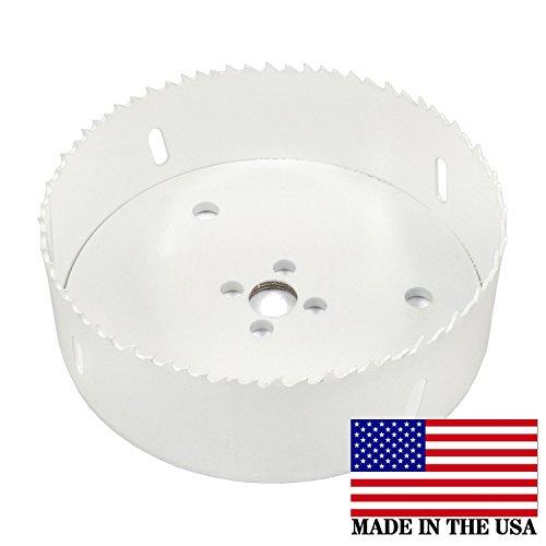 """Tru Cut 5-1/2"""" Bi Metal Hole Saw, SH5.500 - Made in USA"""