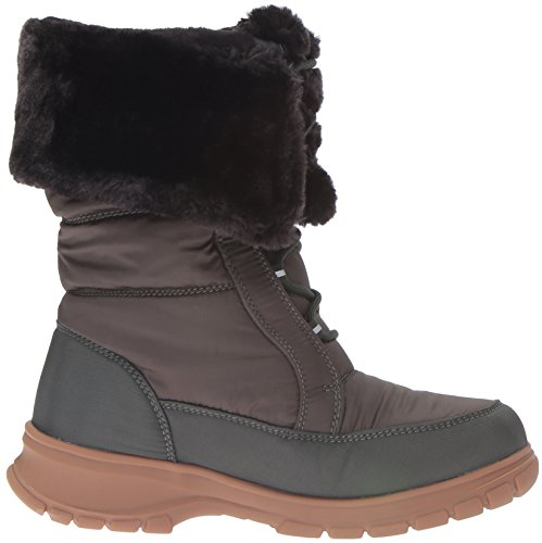 Kamik Women's Seattle2 Ankle Boots, Black Khaki