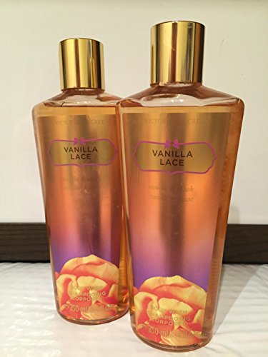 Victoria's Secret Vanilla Lace Bodywash (Set of 2) (Vanilla Body Lace)