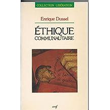 ETHIQUE COMMUNAUTAIRE ***