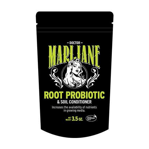 DOCTOR MARIJANE Root Probiotic & Soil Conditioner. Proven to Boost Crop Growth and Productivity. Non-GMO, Organic Fertilizer, Soil Conditioner