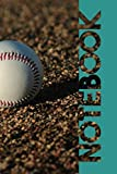 Notebook: Baseball Games Today Useful Composition Notebook for Kids Softball Coach