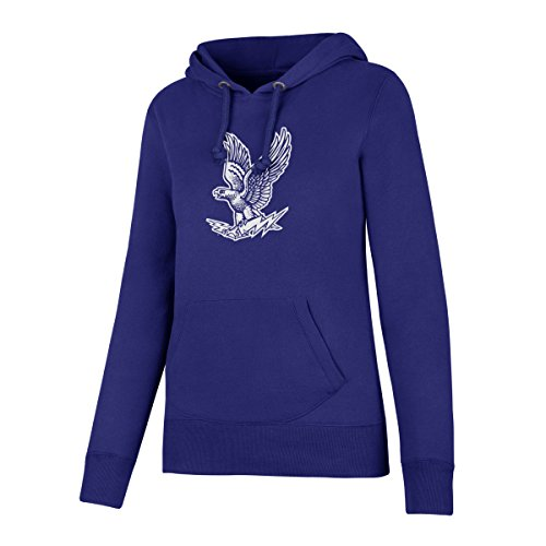 NCAA Air Force Falcons Women's Ots Fleece Hoodie, Large, - Womens Ncaa Hoody