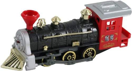 - WowToyz Super Locomotive Pull Back (Red)