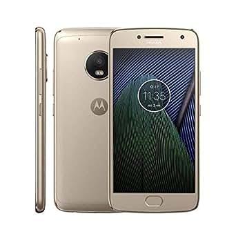 Smartphone Motorola Moto G5s Plus Dourado 5,2  Pol 32GB Camera 13MP 3GB de RAM
