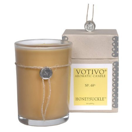 Votivo Aromatic Candle - Honeysuckle by Votivo