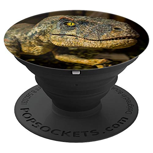 Scary Velociraptor Dinosaur Popsocket For Boys - PopSockets Grip and Stand for Phones and Tablets
