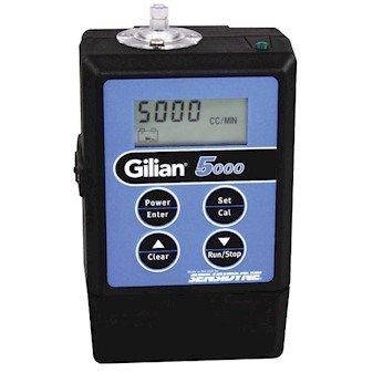 Sensidyne Gilian 5000 Air Sampling Pump Kit, 0.8 to 5 - Pump Air Sampling