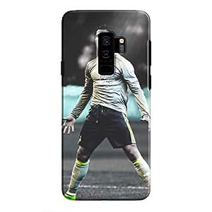 Cover It Up - Cristiano Green Monochrome Galaxy S9 Plus Hard Case