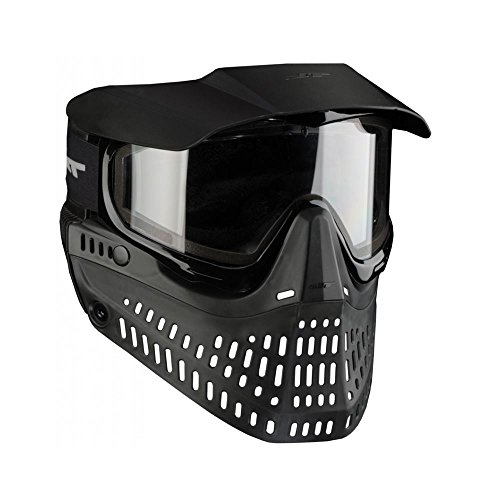 JT Spectra Proshield Thermal Goggle, Black (Jt Black Thermal Paintball Mask)