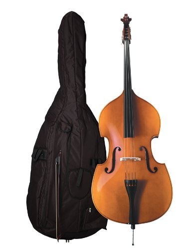 Becker 5000F Bass Outfit French Bow 3/4
