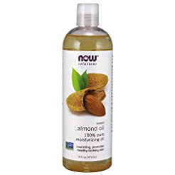 NOW Solutions, Sweet Almond Oil, 100% Pu...