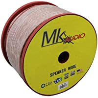 Mk Audio SW16-500 16 Gauge 500FT Spool Speaker Wire