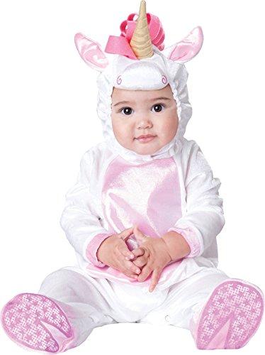 [UHC Baby's Magical Unicorn Infant Toddler Fancy Dress Halloween Costume, 12-18M] (Unicorn Costume Baby)