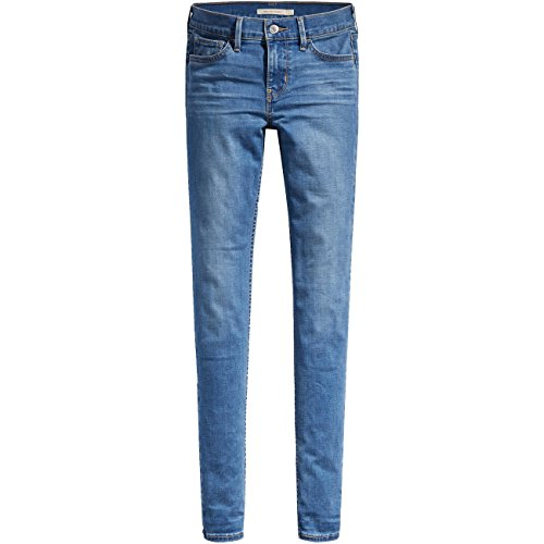 Levis Super Innovation Indigo In Worn Med Skinny Donna Jeans Damen r4qgwr