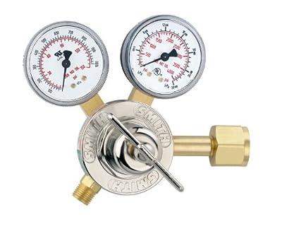 "30 Series Gas Regulator 100 psi, 2"", Hydrogen/Methane"