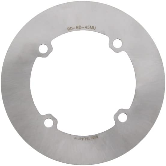 2011-2013 Can-Am Comander X 1000 4x4 Rear MudRat Brake Rotor /& Severe Duty Pads
