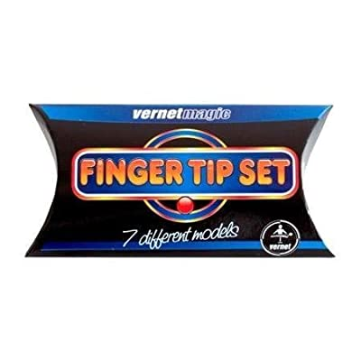 Vernet Magic Finger Tip Set: Toys & Games