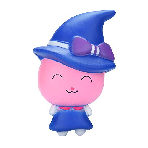 Sagton Slow Rising Stress Reliever Toys, Cute Witch