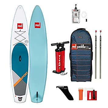 Red Paddle Co - Sup Stand Up Paddle Boarding - Sport 12;6 Stand