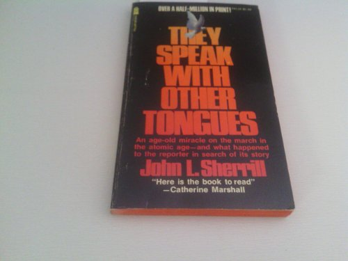 They speak with other tongues (Pillar books) ()