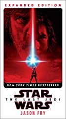 NEW YORK TIMES BESTSELLER •Written with input from director Rian Johnson, this official adaptation of Star Wars: The Last Jedi expands on the film to include scenes from alternate versions of the script and other additional content. From th...