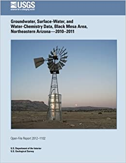 Groundwater, Surface-Water, and Water-Chemistry Data, Black ...