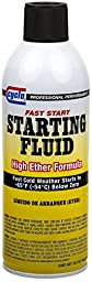 Cyclo C100 Fast Start Starting Fluid - Case of 12