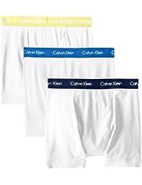 Men s Cotton Stretch 3 Pack Boxer Briefs 96549fa37