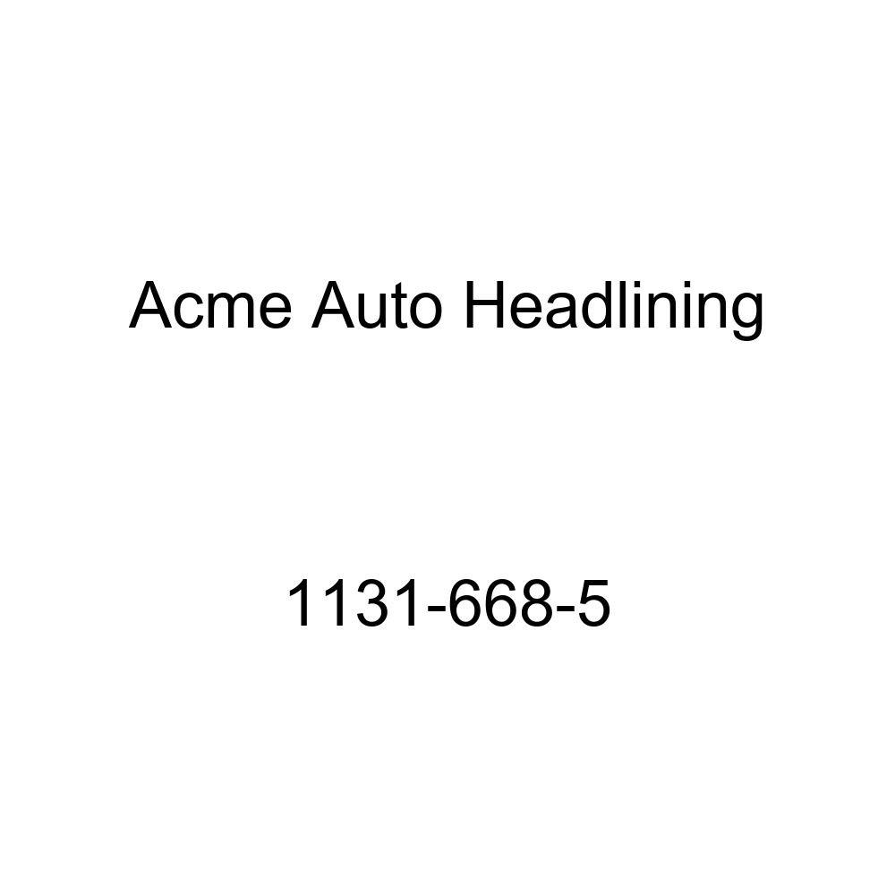 1950 Buick Special /& 1951-52 Oldsmobile Super 88 2 Door Hard Top Acme Auto Headlining 1131-668-5 Maroon Replacement Headliner