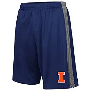 Mens NCAA Illinois Fighting Illini Basketball Shorts - S
