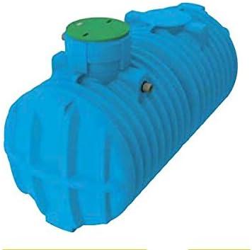 Depósito Agua de lluvia – Globus 15000 Equip – Jetly: Amazon.es: Jardín