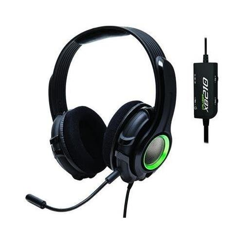 SYBA OG-AUD63078 GamesterGear Cruiser XB210 (((Rumble))) Effect Gaming Headset with Bass Booster Compatible with Xbox