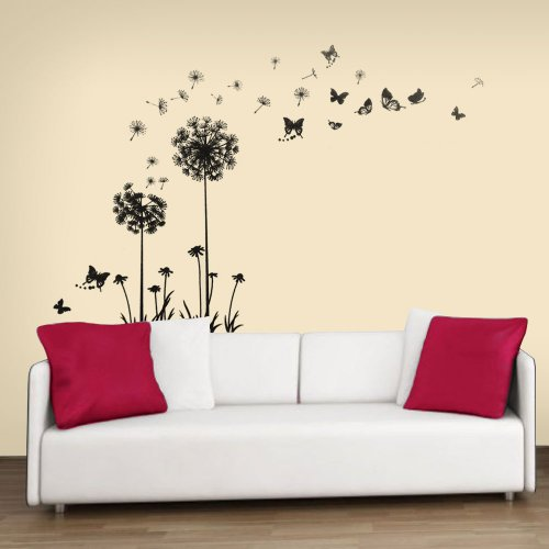 Walplus pegatinas decorativas para pared despegables for Pegatinas decorativas pared