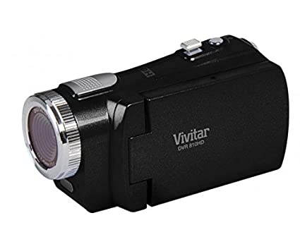 amazon com vivitar dvr 810hd 8 1 megapixel digital video recorder rh amazon com Vivitar DVR Directions Vivitar DVR 949HD User Manual