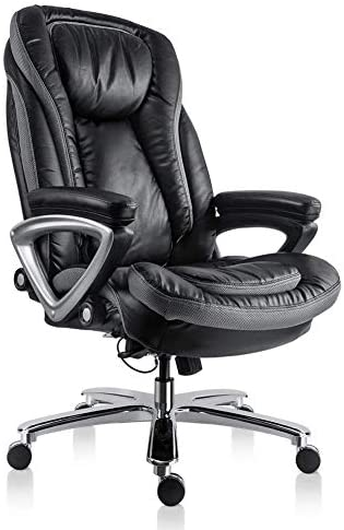 Smugdesk Executive Padding Headrest Function