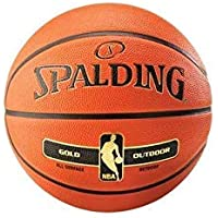 NBA Gold Series Outdoor Size 7 Rbr Bball