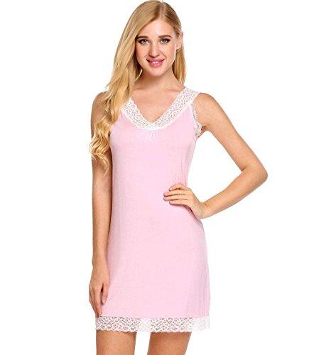 nuovo stile di vita presa di fabbrica prezzi economici WDDGPZSY Camicia Da Notte/Sleepwear/Nightwear/Pigiama/Pigiameria ...
