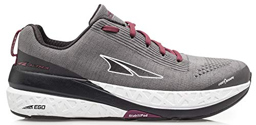 Altra Women's Paradigm 4.5 Road Running Shoe, Gray - 7.5 M US