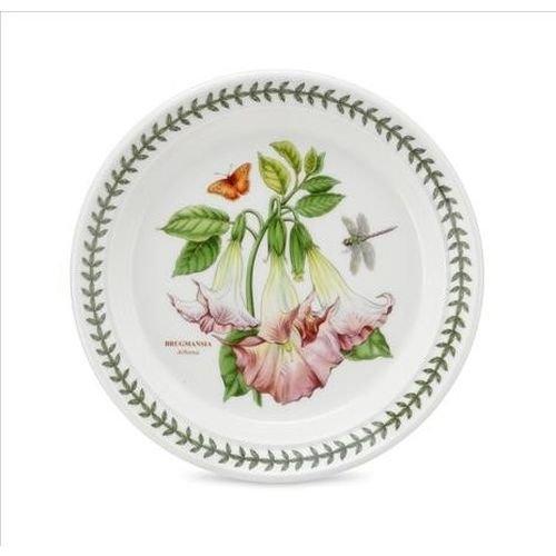 English Garden Salad Plate - Portmeirion Exotic Botanic Garden Arborea Salad Plate, 8.5-Inch