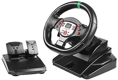 DOYO Pro Sport Volante de carreras para PS3/PS4/XBOX One/XBOX 360 ...
