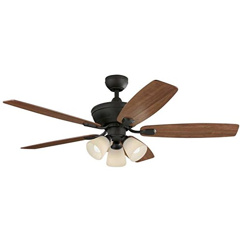 52 oil rubbed bronze ceiling fan - 7