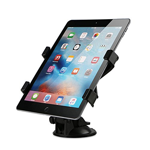 (Alician Multipurpose 360 Degree Rotatable Vehicle-Mounted Cell Phone Holder Phone Stand for 7