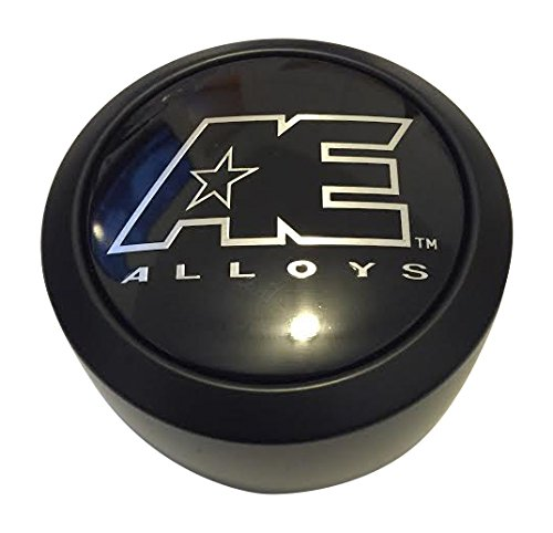 American Eagle AE Alloys 3307 AEWC 3307-02 Black Wheel Center Cap - Ae Eagle