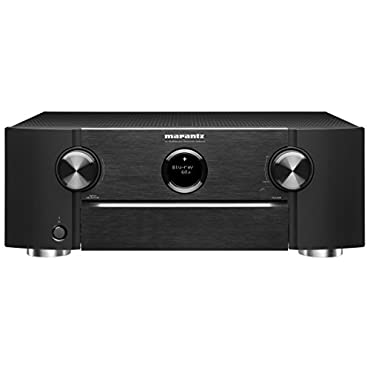 Marantz SR6012 9.2 Channel Full 4K Ultra HD Network AV Receiver with HEOS
