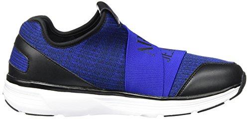 Homme Baskets Armani Sneaker Cut Low Melange Blu Noir 00439 Emporio Bleu dIqXwTI