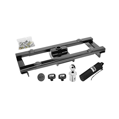 - Reese 30158-68 Elite Under-Bed 25K Gooseneck Hitch for Chevy/GMC