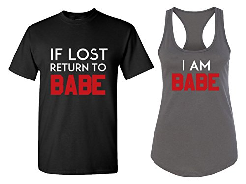 If Lost Return to Babe & I Am