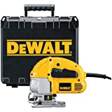 DEWALT DW317KR 5.5 Amp Top Handle Jig Saw Kit (Certified Refurbished) Review